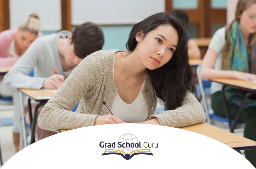 grad school examen internacional consejos portada