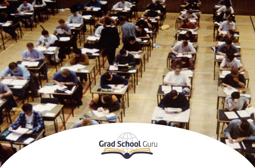 grad school examen internacional consejos